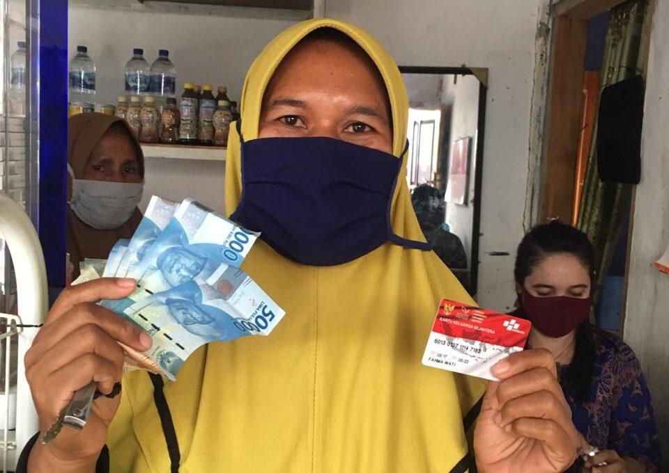 Kadisos Ntb Bansos Non Tunai Pkh Bulan Juni Cair Dinas Sosial Provinsi Ntb