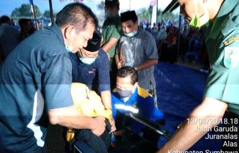 Doktor Zul Kunjungi Sejumlah Desa di Sumbawa